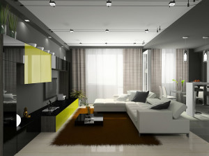 DWA interior design